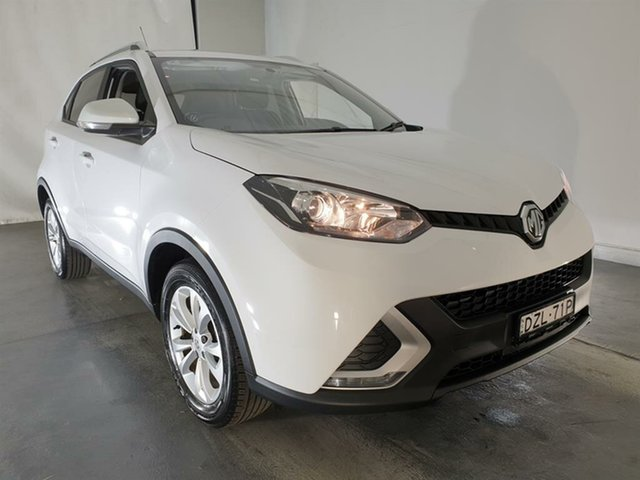 Used MG GS SAS2 MY17.5 Vivid 2WD, 2017 MG GS SAS2 MY17.5 Vivid 2WD White 6 Speed Manual Wagon