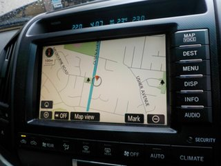 2009 Toyota Landcruiser VDJ200R Sahara Gold 6 Speed Sports Automatic Wagon