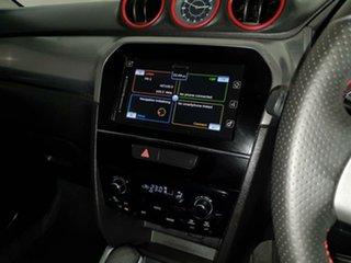 2017 Suzuki Vitara LY S Turbo 2WD Red 6 Speed Sports Automatic Wagon