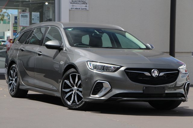 Used Holden Commodore ZB MY19 RS Sportwagon, 2018 Holden Commodore ZB MY19 RS Sportwagon Grey 9 Speed Sports Automatic Wagon