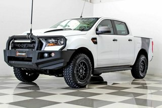 2017 Ford Ranger PX MkII MY18 XLS 3.2 (4x4) White 6 Speed Automatic Double Cab Pick Up