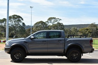 2018 Ford Ranger PX MkIII 2019.00MY Raptor Grey 10 Speed Sports Automatic Utility