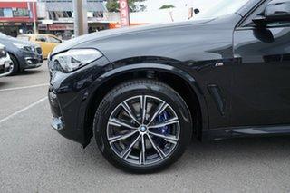 2019 BMW X5 G05 xDrive 30D Black Sapphire 8 Speed Auto Steptronic Sport Wagon.