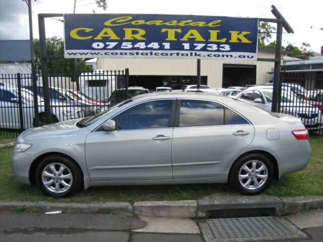 Used Toyota Camry ACV40R Altise, 2007 Toyota Camry ACV40R Altise Green 5 Speed Automatic Sedan