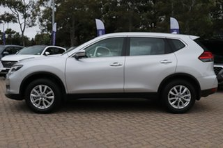 2020 Nissan X-Trail T32 Series 2 ST 7 Seat (2WD) (5Yr) Brilliant Silver Continuous Variable Wagon