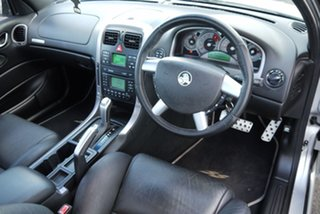 2006 Holden Ute VZ MY06 Thunder SS Silver 4 Speed Automatic Utility