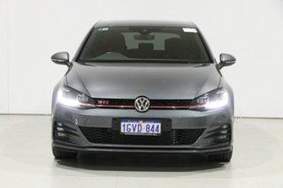 2019 Volkswagen Golf AU MY19 GTi Grey 7 Speed Direct Shift Hatchback.