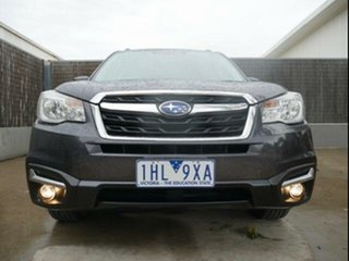 2016 Subaru Forester MY15 2.5I-L Grey Continuous Variable Wagon.
