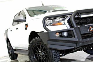 2017 Ford Ranger PX MkII MY18 XLS 3.2 (4x4) White 6 Speed Automatic Double Cab Pick Up.