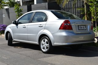 2011 Holden Barina TK MY11 Silver 4 Speed Automatic Sedan.