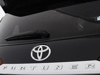 2018 Toyota Fortuner GUN156R MY18 GXL Black 6 Speed Automatic Wagon