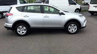 2016 Toyota RAV4 ZSA42R GX 2WD Silver Pearl 7 Speed Constant Variable Wagon