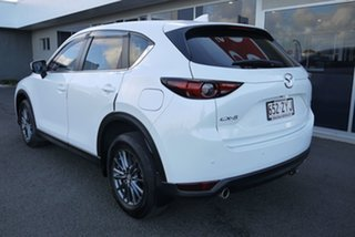 2018 Mazda CX-5 KF2W7A Maxx SKYACTIV-Drive FWD Sport White 6 Speed Sports Automatic Wagon