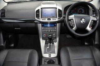 2011 Holden Captiva CG Series II 7 LX (4x4) Grey 6 Speed Automatic Wagon
