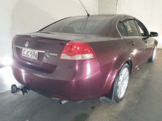 2012 Holden Commodore VE II MY12.5 Z Series Burgundy 6 Speed Sports Automatic Sedan