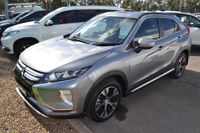 Used Mitsubishi Eclipse Cross YA MY19 LS 2WD, 2019 Mitsubishi Eclipse Cross YA MY19 LS 2WD Grey 8 Speed Constant Variable Wagon