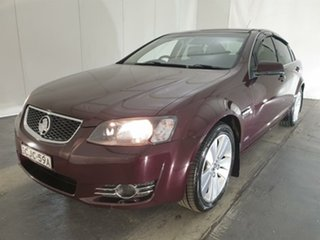 2012 Holden Commodore VE II MY12.5 Z Series Burgundy 6 Speed Sports Automatic Sedan.