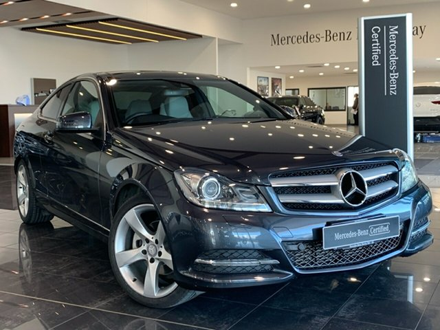 Used Mercedes-Benz C-Class C204 MY13 C250 CDI 7G-Tronic, 2013 Mercedes-Benz C-Class C204 MY13 C250 CDI 7G-Tronic Grey 7 Speed Sports Automatic Coupe