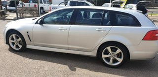 2016 Holden Commodore VF II MY16 SV6 Sportwagon Silver 6 Speed Sports Automatic Wagon