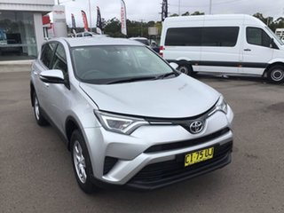 2016 Toyota RAV4 ZSA42R GX 2WD Silver Pearl 7 Speed Constant Variable Wagon.