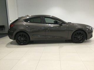 2014 Mazda 3 BM5438 SP25 SKYACTIV-Drive GT Titanium Flash 6 Speed Sports Automatic Hatchback.