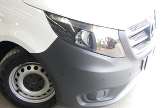 2017 Mercedes-Benz Vito 447 114BlueTEC LWB 7G-Tronic + White 7 Speed Sports Automatic Van.