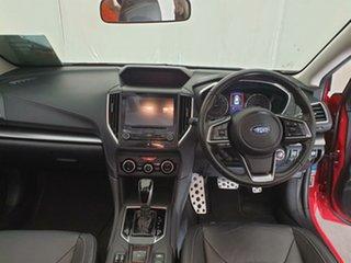 2017 Subaru Impreza G5 MY17 2.0i-S CVT AWD Red 7 Speed Constant Variable Hatchback
