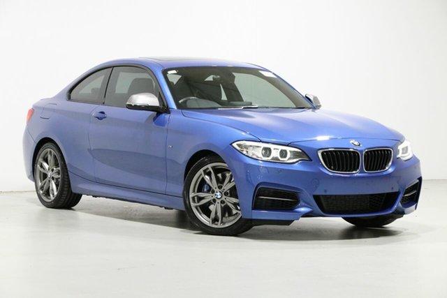 Used BMW M235i F22 , 2014 BMW M235i F22 Estoril Blue 8 Speed Automatic Coupe