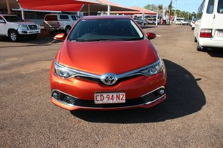 2016 Toyota Corolla ZRE182R Ascent Sport S-CVT Inferno 7 Speed Constant Variable Hatchback.
