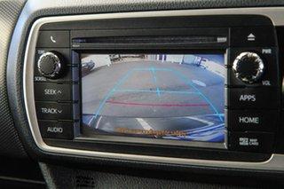 2016 Toyota Yaris NCP131R MY15 ZR Graphite 4 Speed Automatic Hatchback