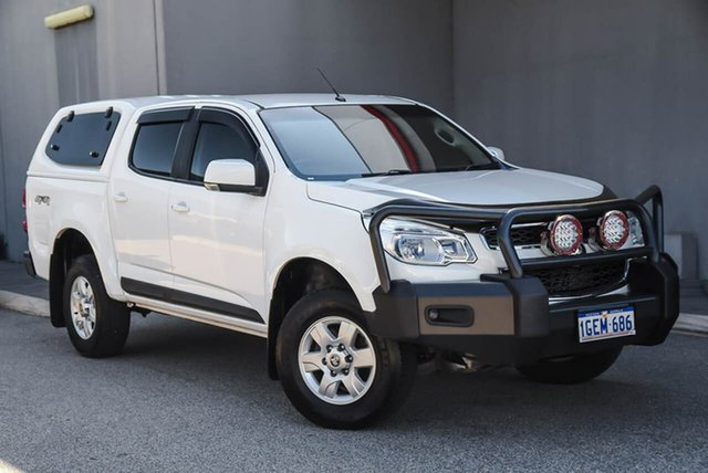 Used Holden Colorado RG MY16 LS-X Crew Cab, 2016 Holden Colorado RG MY16 LS-X Crew Cab 6 Speed Sports Automatic Utility