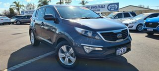 2013 Kia Sportage SL MY13 SI Grey 6 Speed Sports Automatic Wagon.