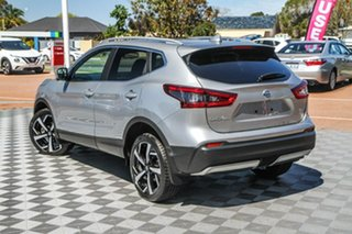 2019 Nissan Qashqai J11 Series 2 Ti X-tronic Platinum 1 Speed Constant Variable Wagon.