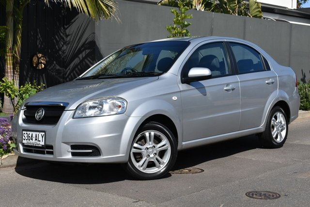 Used Holden Barina TK MY11 , 2011 Holden Barina TK MY11 Silver 4 Speed Automatic Sedan