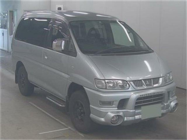 Used Mitsubishi Delica Leichhardt, 2006 Mitsubishi Delica PD6W Spacegear Chamonix Silver Automatic Van Wagon