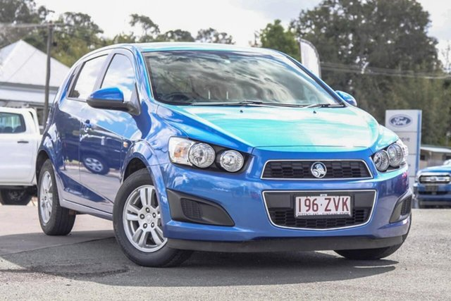 Used Holden Barina TM MY15 CD, 2014 Holden Barina TM MY15 CD 5 Speed Manual Hatchback