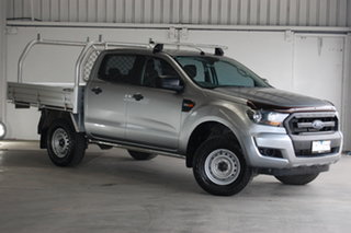 2016 Ford Ranger PX MkII XL Hi-Rider Aluminium 6 Speed Sports Automatic Cab Chassis.