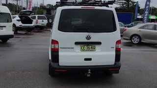 2015 Volkswagen Transporter T5 MY15 TDI340 SWB DSG White 7 Speed Sports Automatic Dual Clutch Van.