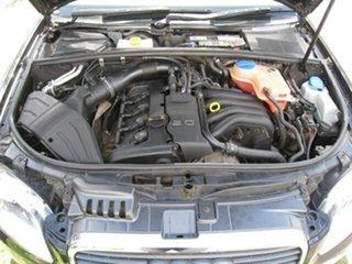 2007 Audi A4 B7 2.0 Black CVT Multitronic Sedan