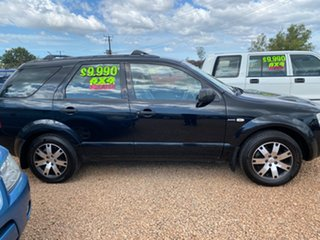 2004 Ford Territory SX Ghia AWD 4 Speed Sports Automatic Wagon.