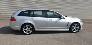 2016 Holden Commodore VF II MY16 SV6 Sportwagon Silver 6 Speed Sports Automatic Wagon.