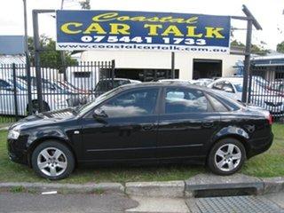 2007 Audi A4 B7 2.0 Black CVT Multitronic Sedan.