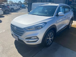 2015 Hyundai Tucson TL Active X 2WD Silver 6 Speed Sports Automatic Wagon.