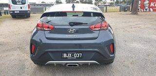 2019 Hyundai Veloster JS Grey Automatic Hatchback.