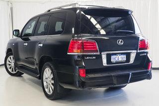2010 Lexus LX URJ201R MY10 LX570 Sports Luxury Black 6 Speed Sports Automatic Wagon.