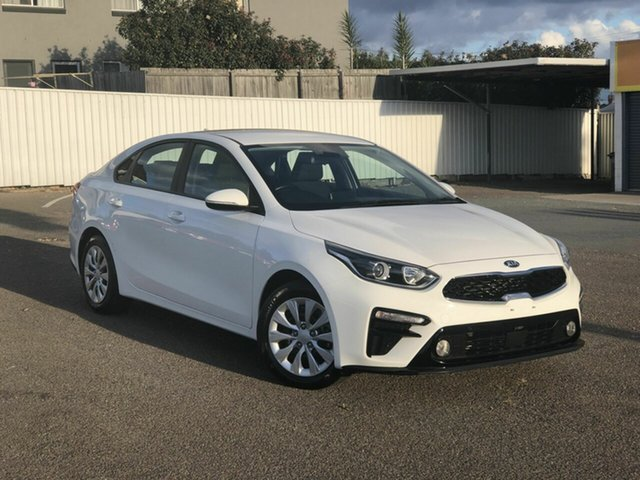 Used Kia Cerato BD MY19 SI, 2019 Kia Cerato BD MY19 SI White 6 Speed Sports Automatic Sedan