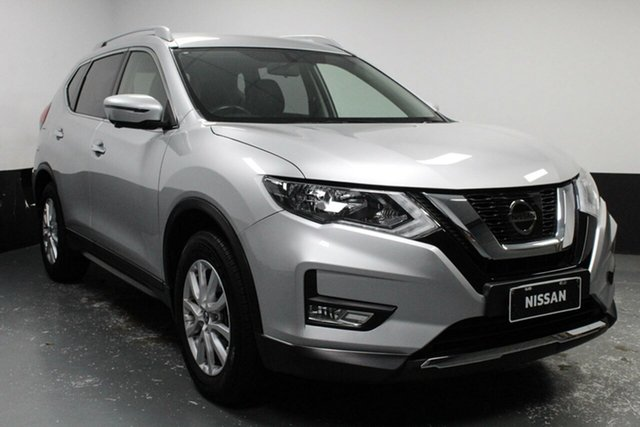 Used Nissan X-Trail T32 Series II ST-L X-tronic 4WD, 2019 Nissan X-Trail T32 Series II ST-L X-tronic 4WD Silver 7 Speed Constant Variable Wagon