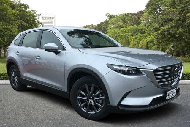 Demo Mazda CX-9 TC Sport SKYACTIV-Drive, 2020 Mazda CX-9 TC Sport SKYACTIV-Drive Sonic Silver 6 Speed Sports Automatic Wagon