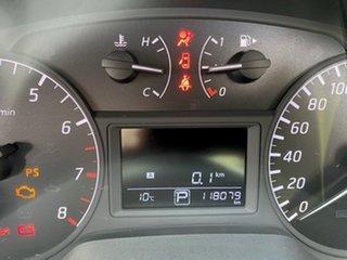 2015 Nissan Pulsar B17 ST White Continuous Variable Sedan
