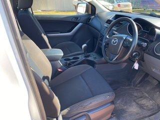2017 Mazda BT-50 MY16 XT (4x4) Alpine White 6 Speed Automatic Single Cab